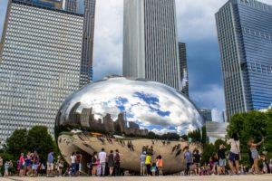 Облачные врата. Чикаго